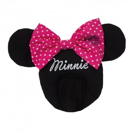 Almohadita Soporte Minnie color Negro