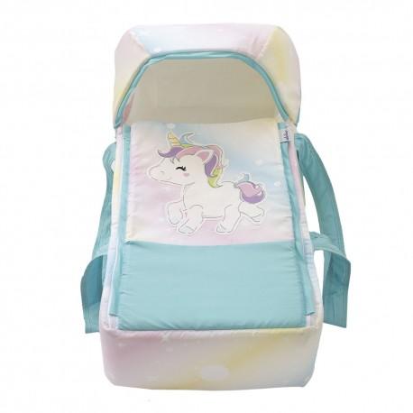Bambineto Unicornio Chiqui Mundo color Blanco