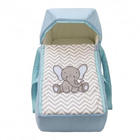 Bambineto Elefantito Chiqui Mundo color Azul