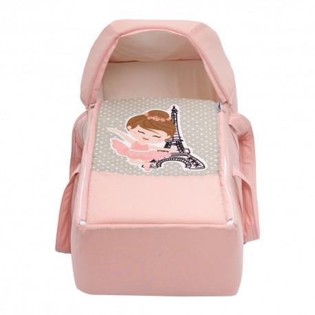 Bambineto Baby Paris Chiqui Mundo color Rosa