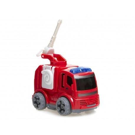 Vehículo de Rescate color Rojo