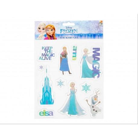 Stickers de Gel Frozen Dipack