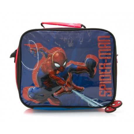 Lonchera Marvel Spider-Man Azul