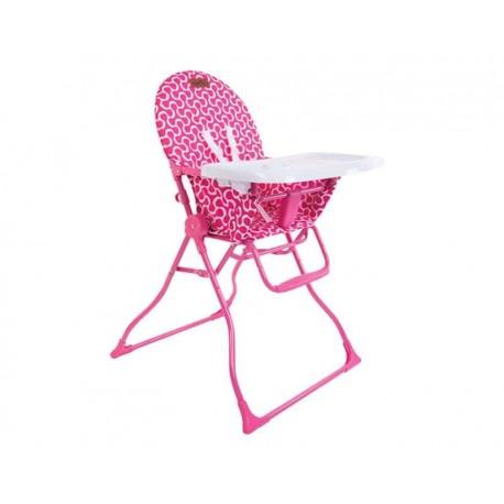 Silla Alta Evenflo Star Pink