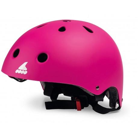 Casco para Patinadores Rollerblade YJ-170/2202 color Rosa para Niña