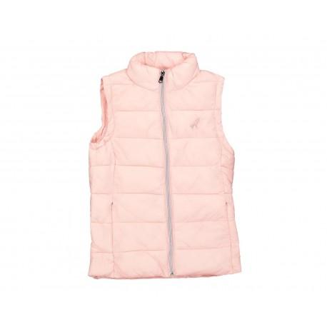 Chaleco color Rosa marca Refill para Niña