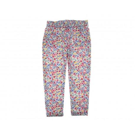 Pantalón de Flores marca Baby Colors para Bebé Niña