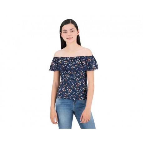 Blusa Azul marca Girls Attitude Juvenil