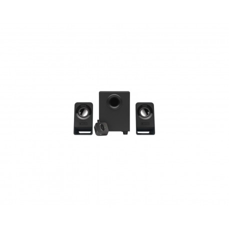 Bocinas Alámbricas Logitech Z213 color Negro de 2.1 Canales de 7 W RMS