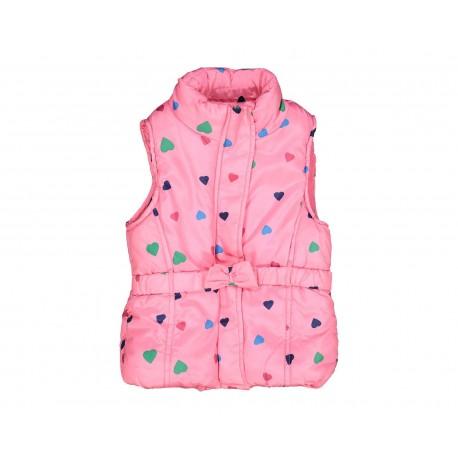 Chaleco Rosa marca Baby Colors para Bebé Niña