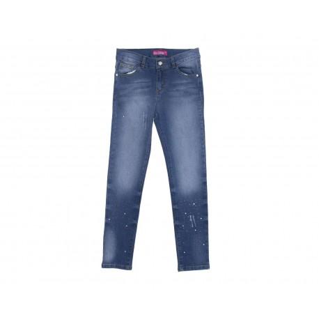 Pantalón Skinny marca Girls Attitude Juvenil