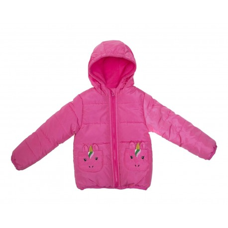 Chamarra color Rosa marca Baby Colors para Bebé Niña