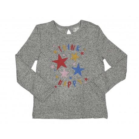 Blusa Gris marca Baby Colors para Bebé Niña