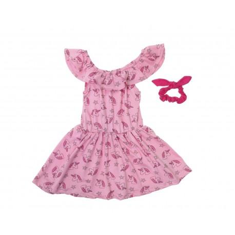 Vestido Baby Colors para Bebé Niña